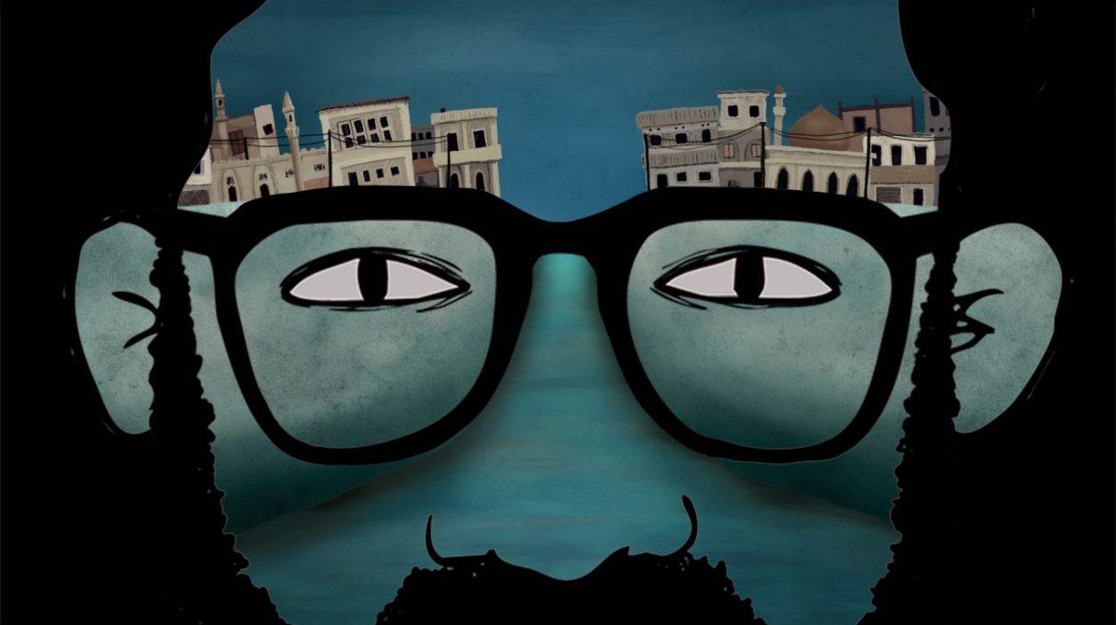 Animaatiodokumentti, jossa nuori homomies kertoo elämästä nykypäivän Egyptissä.